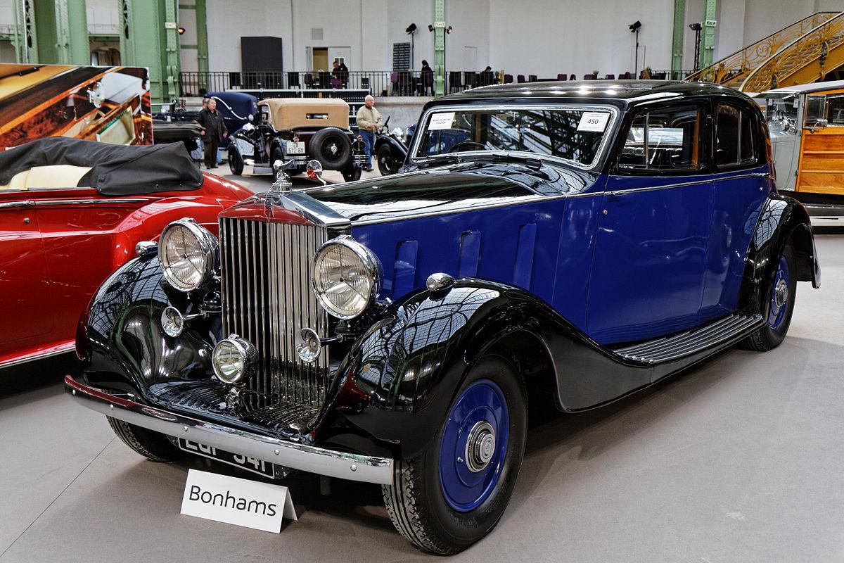 Rolls Royce Phantom III Wikipedia