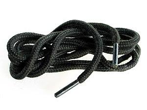 Shoelaces, photo taken in Sweden