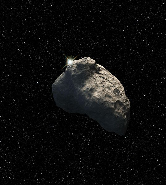 Αρχείο:Smallest Kuiper Belt Object.jpg