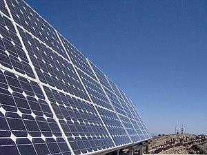 Solar Panels - Spain