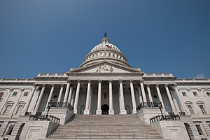 Washington, DC, August 4, 2009 -- US Capitol b...