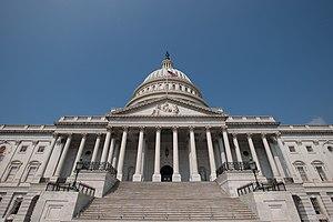 Washington, DC, August 4, 2009 -- US Capitol b...