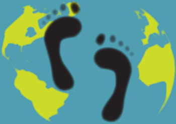 English: The carbon footprint as it is underst...