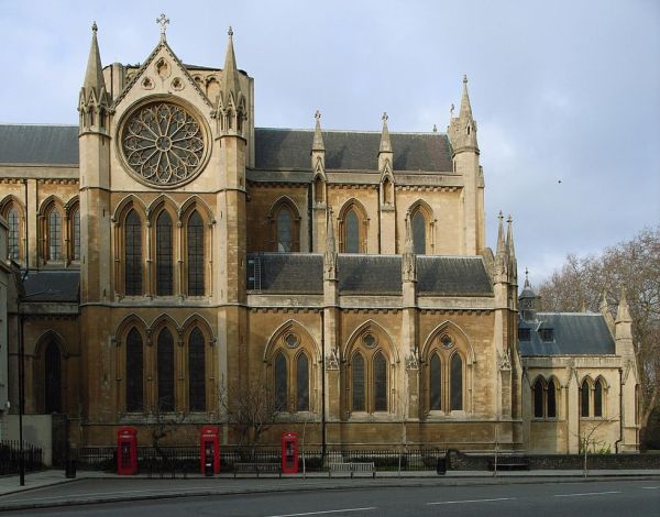 File:Church of Christ the King, Bloomsbury.jpg - Wikipedia
