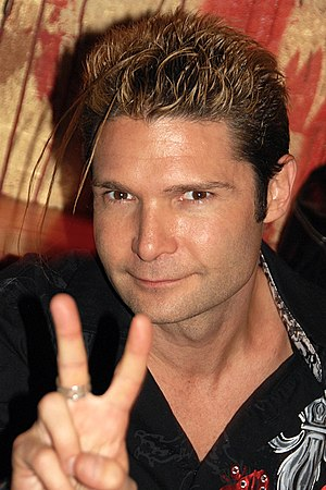 English: Corey Feldman at the Sugar Cane Club ...