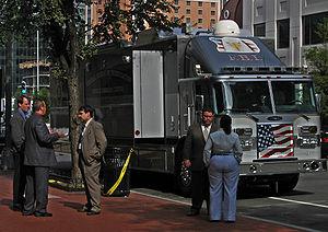 FBI Mobile Command Center - Washington Field O...