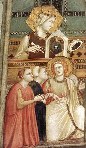 Franciscan Allegories: Allegory of Obedience ( )