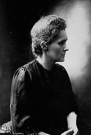 English: Marie Curie Česky: Maria Skłodowska-C...