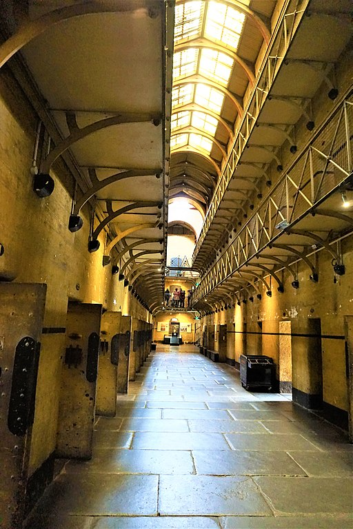 Old Melbourne Gaol by Joy of Museum