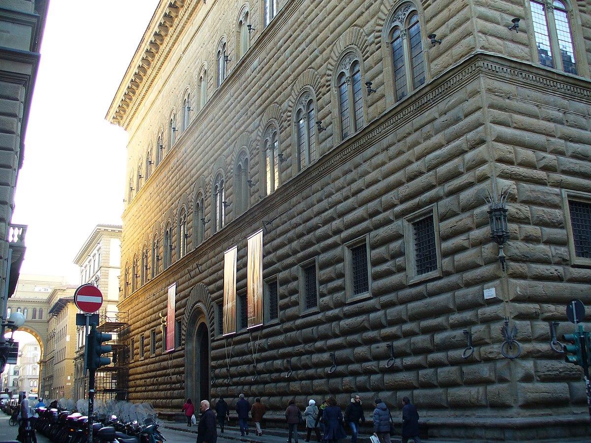 Palazzo Strozzi Wikipedia