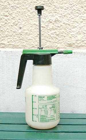 Pulverisateur - pulverizer