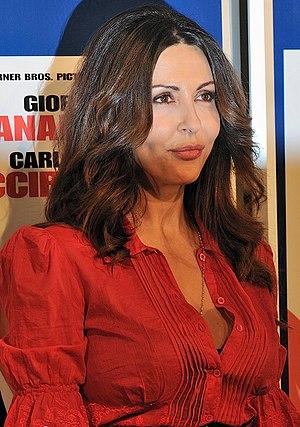 Sabrina Ferilli Italiano: Sabrina Ferilli