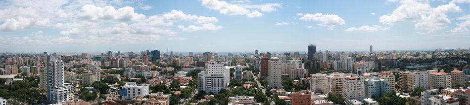 Dominican Republic Domingo Santo Downtown