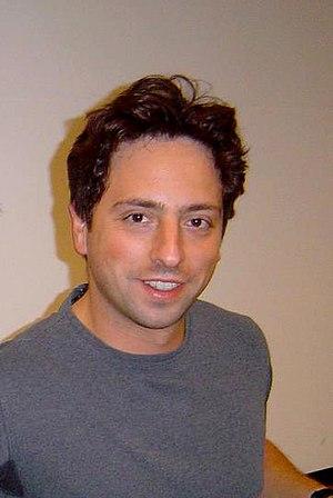 Sergey Brin s file