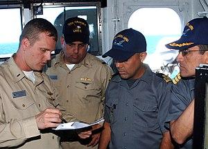 US Navy 070326-N-4716P-006 Lt. John Connally, ...