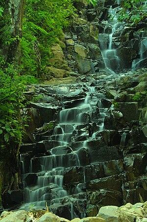 Waterfall Ironggolo, Kediri, Jawa Timur