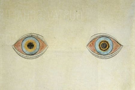 Hallucination   Wikipedia My eyes at the moment of the apparitions by August Natterer  a German  artist who created many drawings of his hallucinations