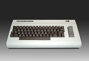 Commodore VIC-20 Computer with later revision ...