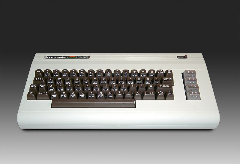 Commodore Vic