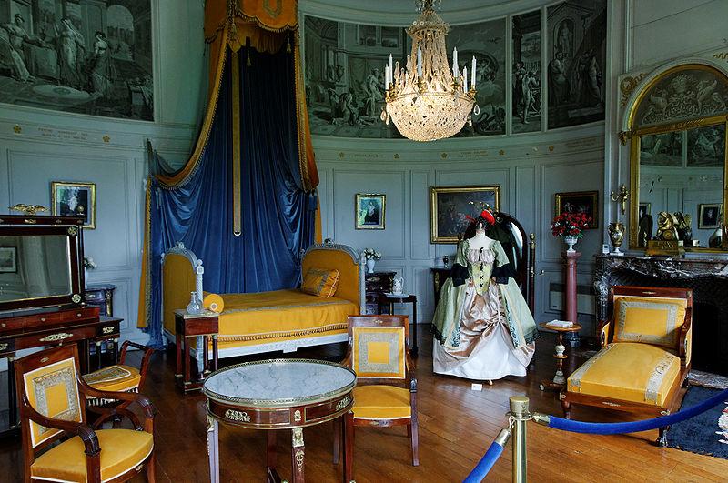 Château de Valençay Chambre du roi d'Espagne