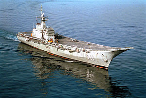 The Royal Thai Naval vessel HTMS CHAKRINARUEBE...