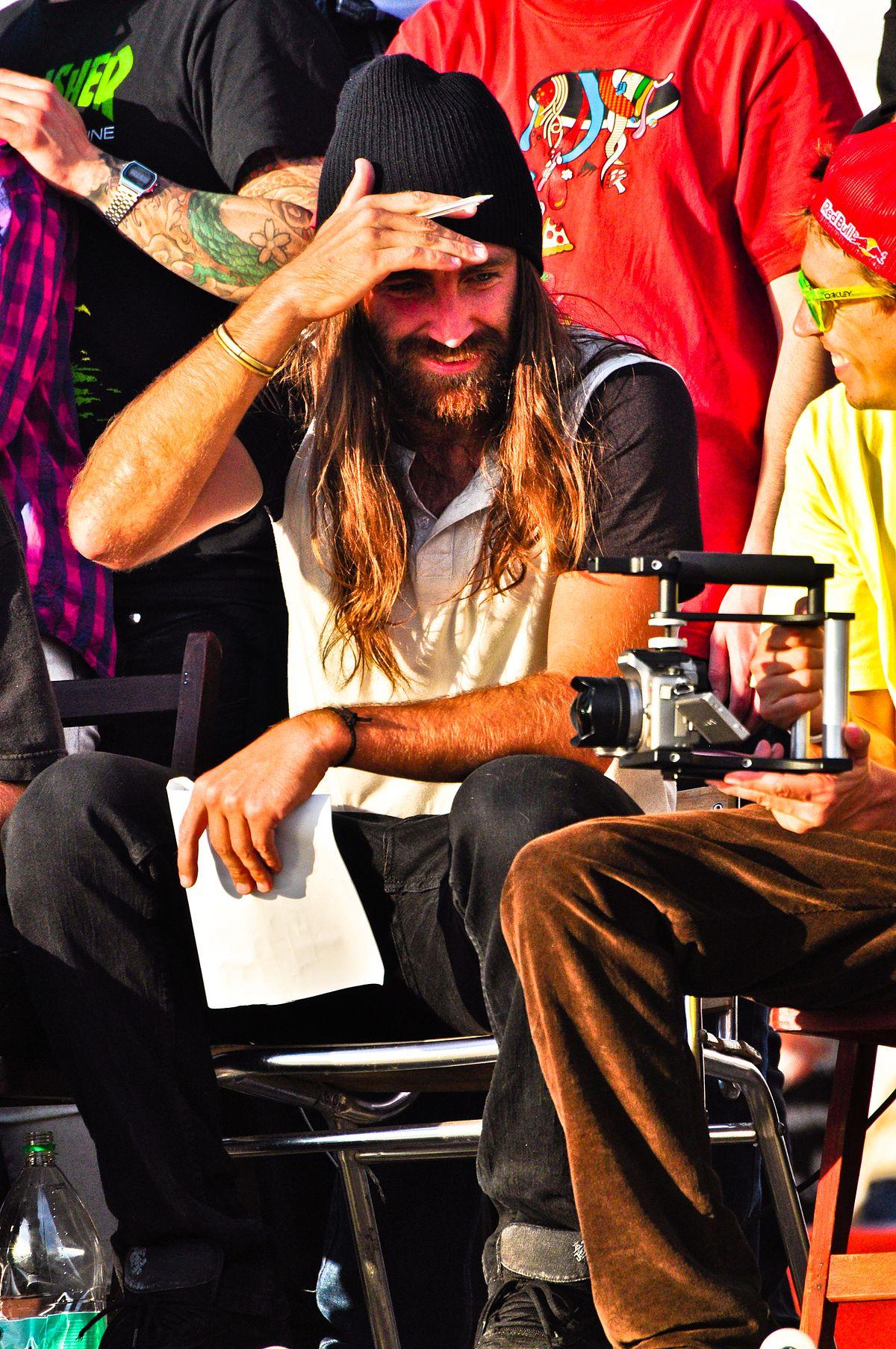 Chris Haslam Skateboarder Wikipedia