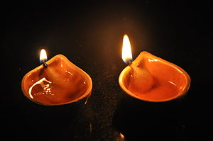 English: Deepavali (or Diwali), the festival o...