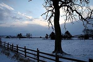 Duggleby in the Winter