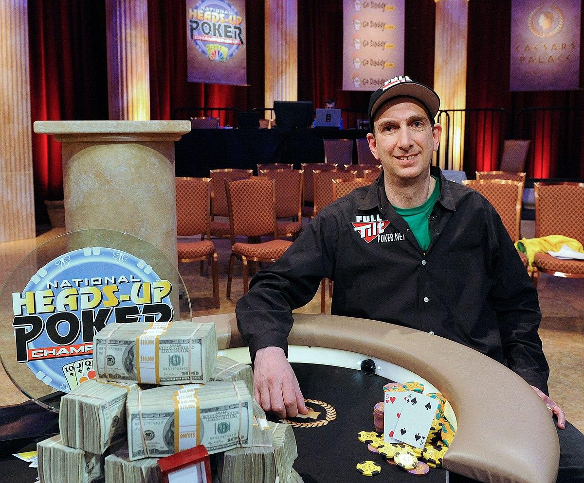Heads Up Poker Wikipedia