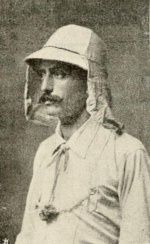 Portrait of Sámuel Fenichel