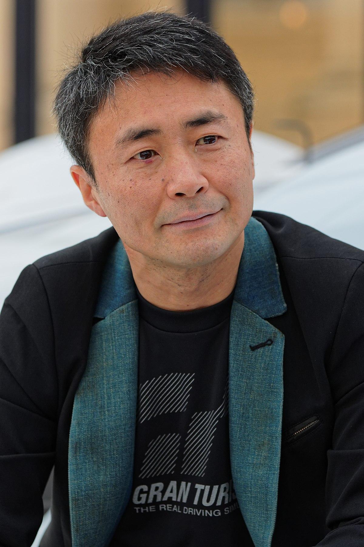 Kazunori Yamauchi Wikipedia