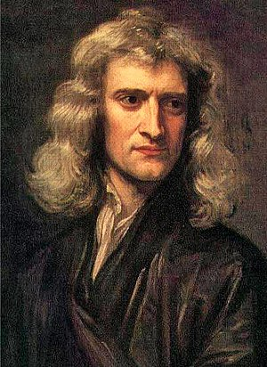 Isaac Newton (Photo credit: Wikipedia)