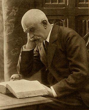 English: French writer J.K. Huysmans