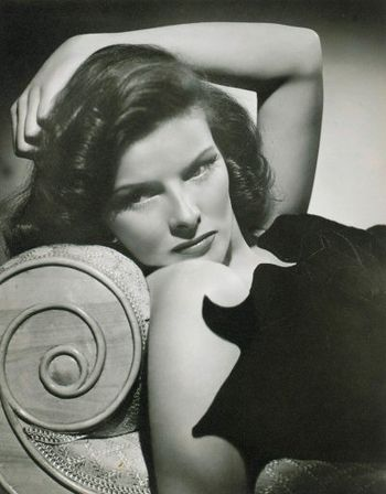 English: Publicity photograph of Katharine Hep...