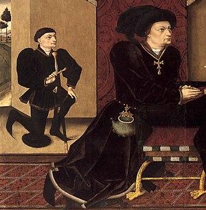 Retrato de Íñigo López de Mendoza, Marqués de ...