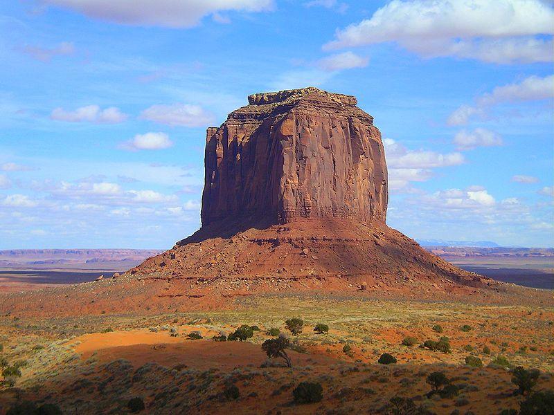 File:Monument Valley Merrick Butte.jpg
