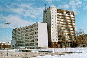 NCR office buildings in Augsburg, Germany