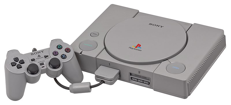 The original PlayStation 1