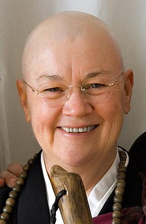 Pat Enkyo O'Hara of Village Zendo in New York ...