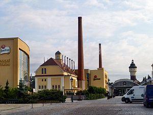 Pilsner Urquell Brewery, Plzeň, Czech Republic