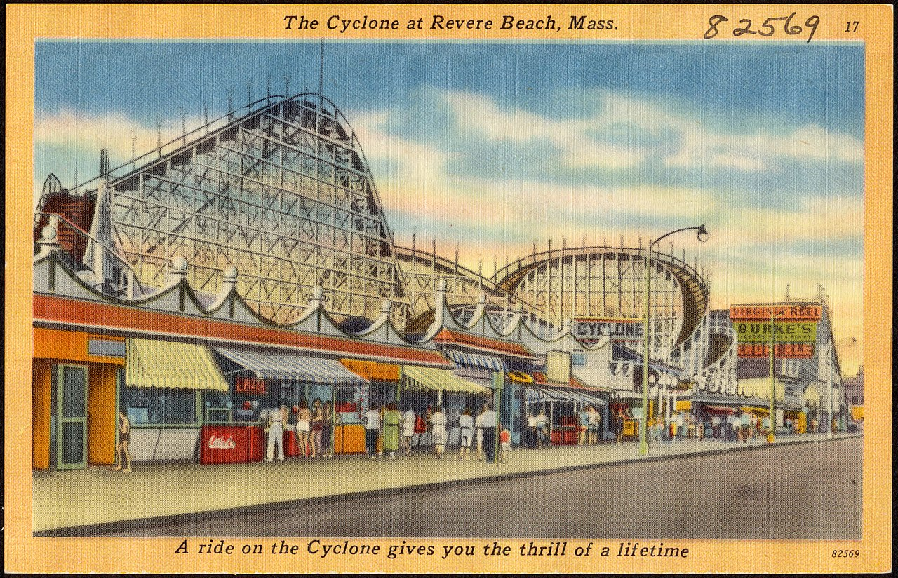 File The Cyclone At Revere Beach Mass 82569 Jpg