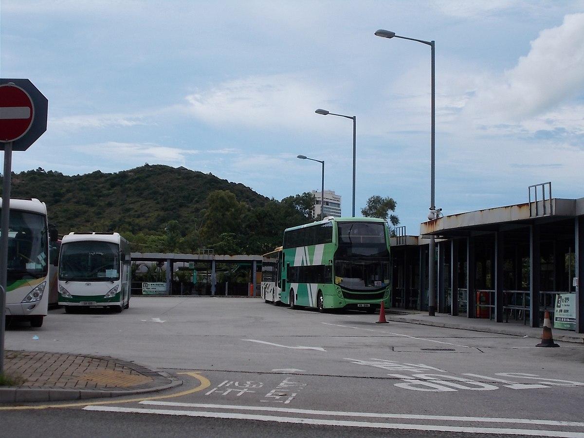 東涌達東路巴士總站 - 維基百科,自由的百科全書