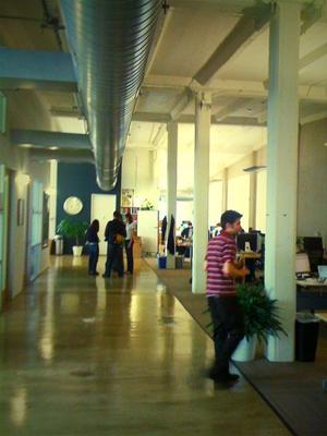 Twitter Inc headquarters