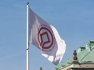 UNESCO World Heritage flag
