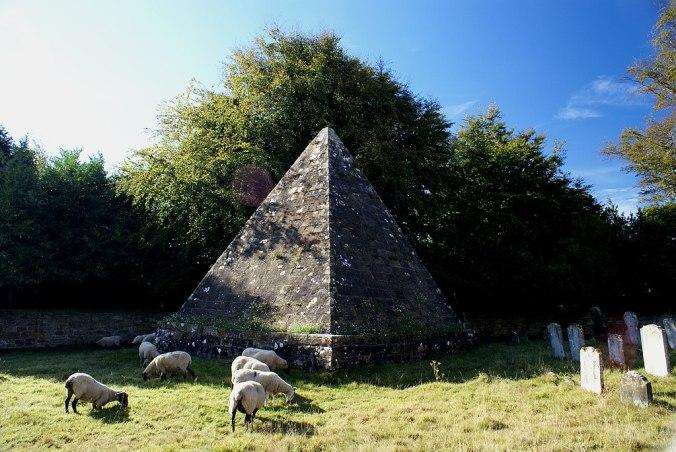 """Mad Jack"" Fuller's tomb"