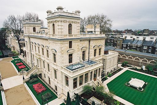 18-19 Kensington palace Gardens London