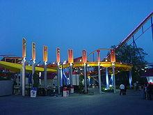 Behemoth Roller Coaster Wikipedia