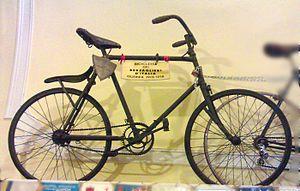 "Bicycle of ""bersaglieri ciclisti"" (I..."