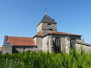 Français : Eglise de Combles-en-Barrois (Meuse).