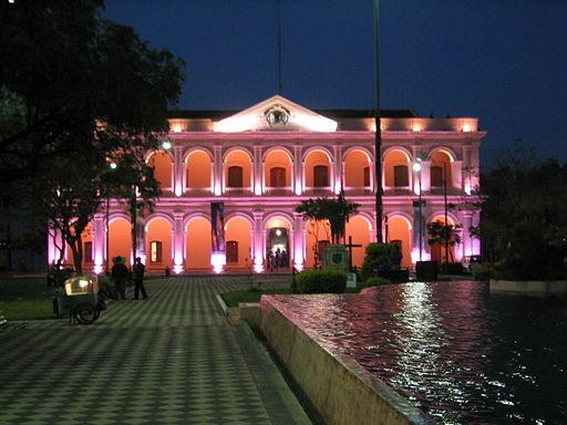 Congreso Nacional Paraguay